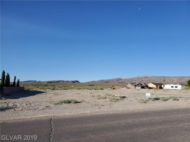 630 Box Canyon, Alamo, NV 89001 (MLS #2109039) :: Trish Nash Team