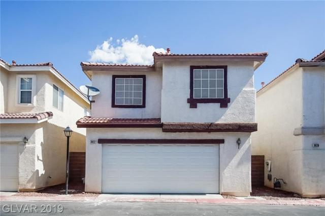 3022 Sunset Harbor, North Las Vegas, NV 89031 (MLS #2109098) :: Signature Real Estate Group