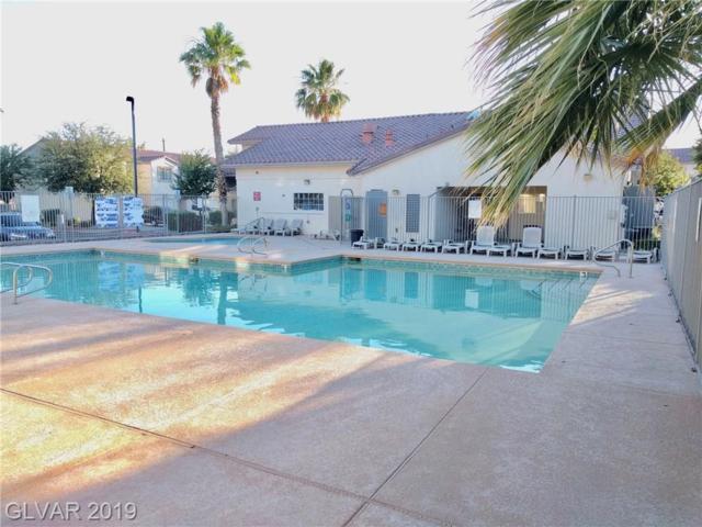 5330 Charleston #21, Las Vegas, NV 89110 (MLS #2109195) :: Signature Real Estate Group