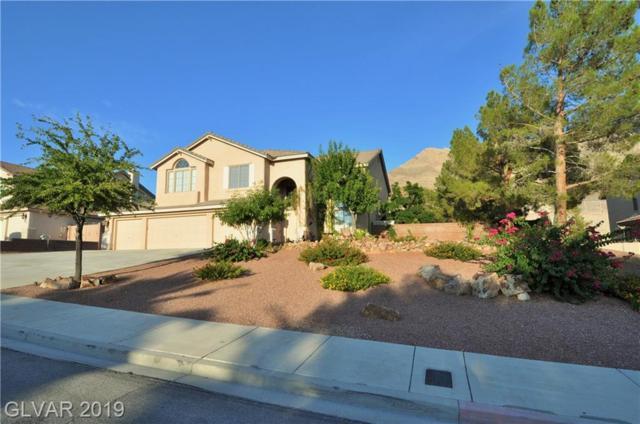 972 Sugar Springs, Las Vegas, NV 89110 (MLS #2109218) :: Signature Real Estate Group