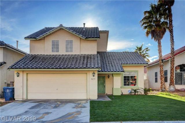 3659 Gerri Bay, Las Vegas, NV 89147 (MLS #2109252) :: Signature Real Estate Group
