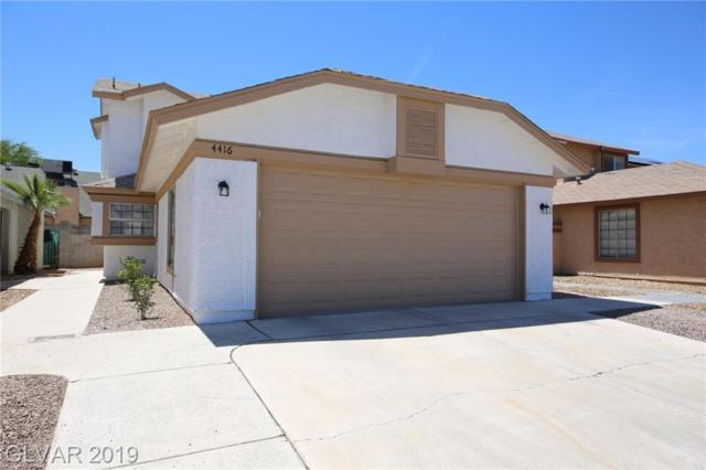 4416 Narit, Las Vegas, NV 89108 (MLS #2109254) :: Signature Real Estate Group