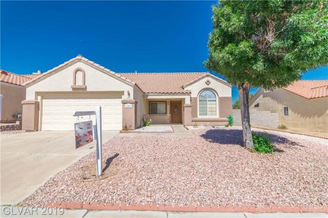 607 Grande Sombrero, Las Vegas, NV 89015 (MLS #2109299) :: Signature Real Estate Group
