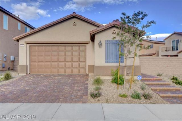 6236 Supernova Hill, North Las Vegas, NV 89031 (MLS #2109314) :: Capstone Real Estate Network