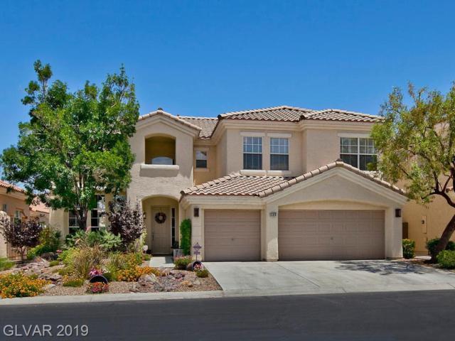 508 Tuscany View, Las Vegas, NV 89145 (MLS #2109315) :: Signature Real Estate Group