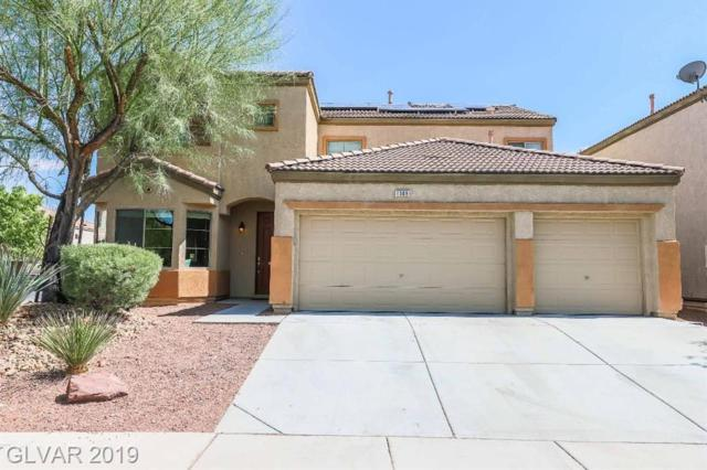 1509 Crystal Rainey, North Las Vegas, NV 89086 (MLS #2109365) :: Trish Nash Team