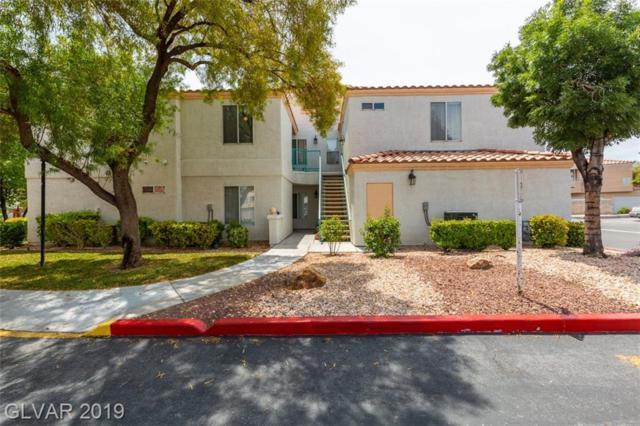 8452 Boseck #287, Las Vegas, NV 89145 (MLS #2109377) :: Signature Real Estate Group