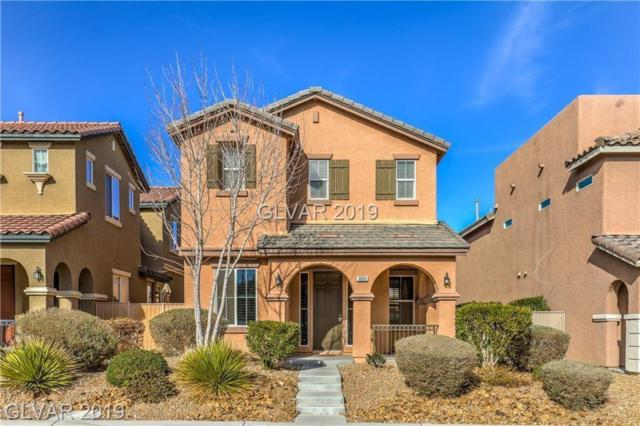 8920 Horizon Hyatt, Las Vegas, NV 89178 (MLS #2109397) :: Vestuto Realty Group