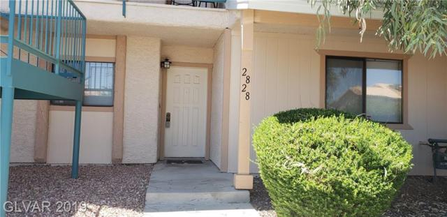 2828 Aster #3, Henderson, NV 89074 (MLS #2109414) :: The Snyder Group at Keller Williams Marketplace One