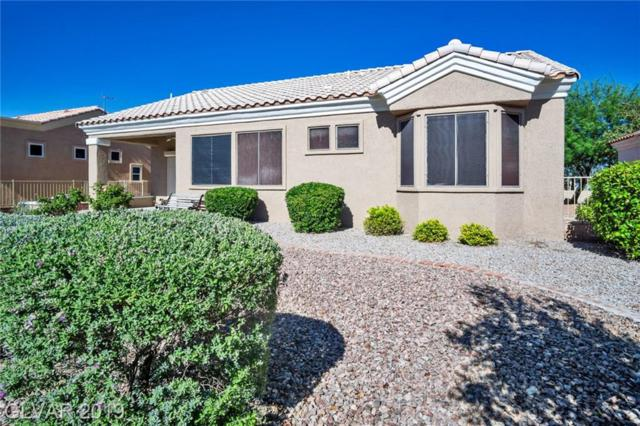 2205 Sun Cliffs, Las Vegas, NV 89134 (MLS #2109419) :: Trish Nash Team