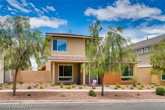 428 Cadence View, Las Vegas, NV 89011 (MLS #2109432) :: Trish Nash Team