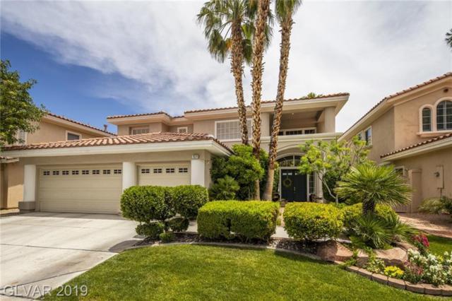 1824 Taos Estates, Las Vegas, NV 89128 (MLS #2109537) :: Signature Real Estate Group