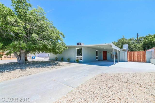 2027 Balboa, Las Vegas, NV 89169 (MLS #2109586) :: Signature Real Estate Group