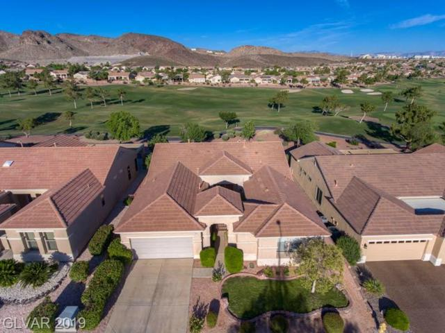 581 Mountain Links, Henderson, NV 89012 (MLS #2109602) :: Signature Real Estate Group