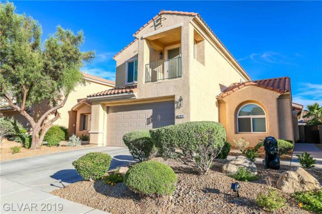 2879 Ainslie Lake, Henderson, NV 89044 (MLS #2109603) :: The Snyder Group at Keller Williams Marketplace One
