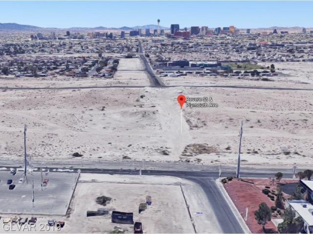 Revere & Plymouth, North Las Vegas, NV 89030 (MLS #2109618) :: Capstone Real Estate Network