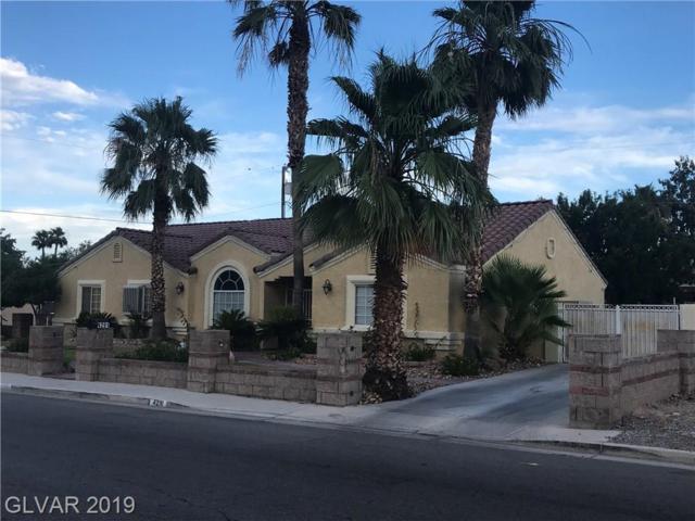 4291 Baltimore, Las Vegas, NV 89104 (MLS #2109646) :: The Snyder Group at Keller Williams Marketplace One
