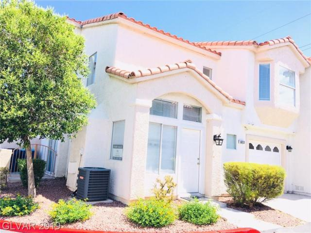 6833 Coral Rock, Las Vegas, NV 89108 (MLS #2109658) :: Signature Real Estate Group