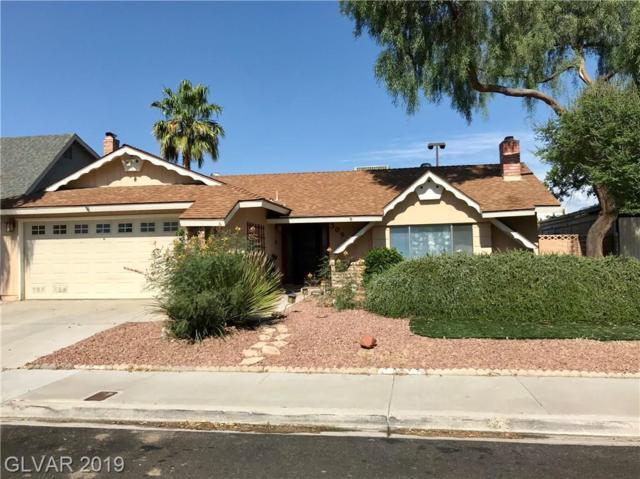 309 Horn, Las Vegas, NV 89107 (MLS #2109673) :: Signature Real Estate Group