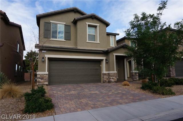 11310 Castor, Las Vegas, NV 89183 (MLS #2109850) :: The Snyder Group at Keller Williams Marketplace One