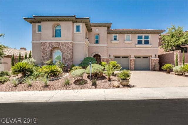 11533 White Cliffs, Las Vegas, NV 89138 (MLS #2109857) :: The Snyder Group at Keller Williams Marketplace One