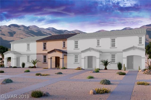 4628 Dover Straight Lot 477, Las Vegas, NV 89115 (MLS #2110058) :: Signature Real Estate Group