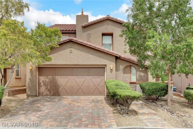 552 Ivy Spring, Las Vegas, NV 89138 (MLS #2110159) :: Vestuto Realty Group