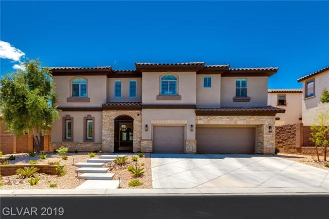 8233 Bella Famiglia, Las Vegas, NV 89178 (MLS #2110283) :: Vestuto Realty Group