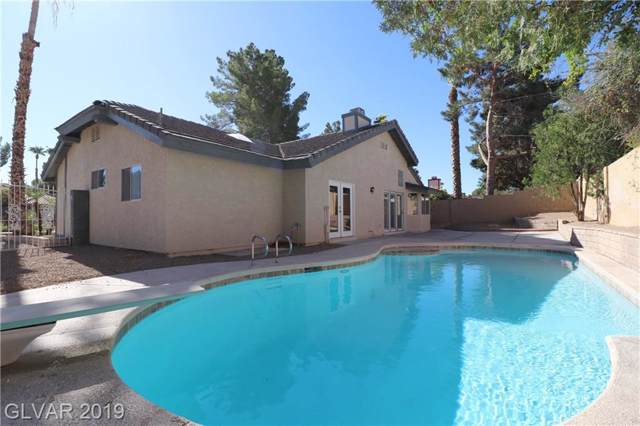 63 Pleasant Dale, Henderson, NV 89074 (MLS #2110310) :: The Snyder Group at Keller Williams Marketplace One