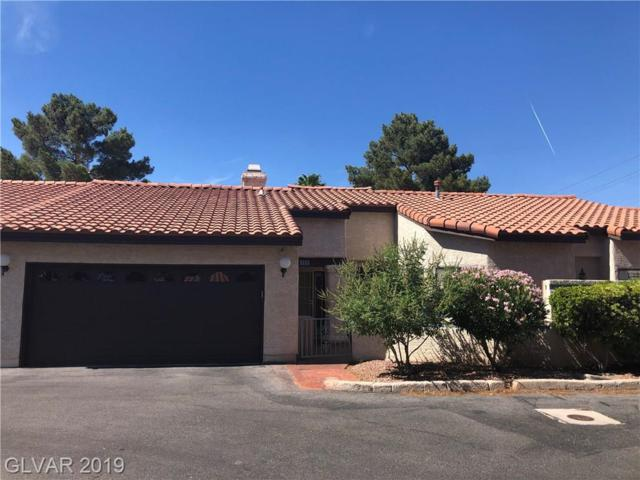 3111 La Mancha, Henderson, NV 89014 (MLS #2110723) :: The Snyder Group at Keller Williams Marketplace One