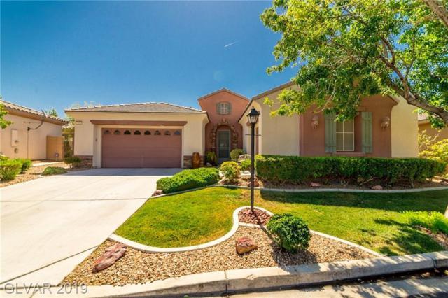 3334 Garden Shower, Las Vegas, NV 89135 (MLS #2110774) :: Vestuto Realty Group