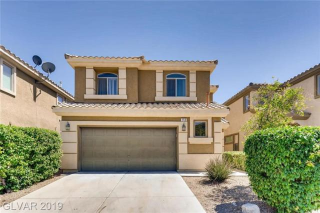 153 Broken Putter, Las Vegas, NV 89148 (MLS #2110775) :: The Snyder Group at Keller Williams Marketplace One