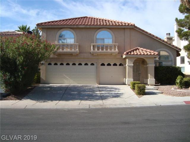 8621 Raindrop Canyon, Las Vegas, NV 89129 (MLS #2110778) :: The Snyder Group at Keller Williams Marketplace One