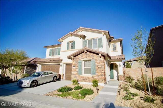 1088 Via Della Costrella, Henderson, NV 89011 (MLS #2110902) :: The Snyder Group at Keller Williams Marketplace One