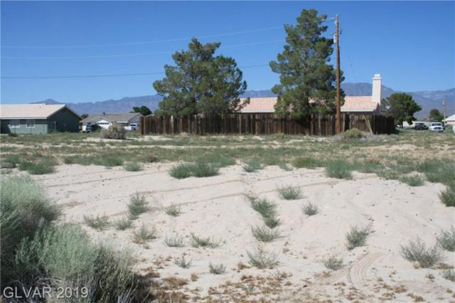 1965 S Valley View, Pahrump, NV 89048 (MLS #2110969) :: The Snyder Group at Keller Williams Marketplace One