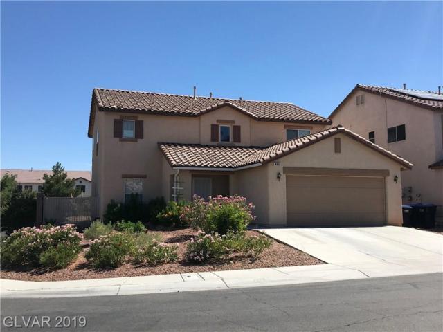 405 Foxvale, North Las Vegas, NV 89032 (MLS #2110989) :: Vestuto Realty Group