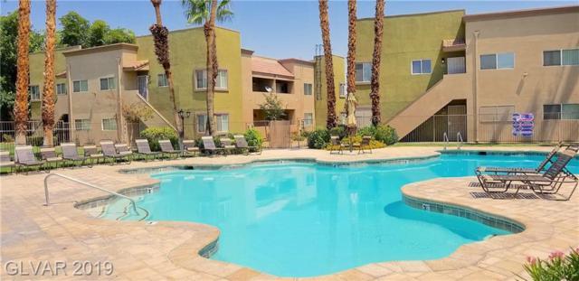 1820 Decatur #202, Las Vegas, NV 89108 (MLS #2111018) :: Trish Nash Team