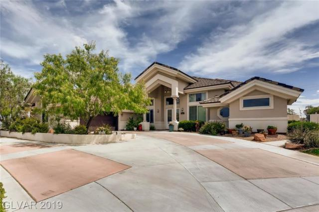 5575 Teco, Las Vegas, NV 89118 (MLS #2111081) :: The Snyder Group at Keller Williams Marketplace One