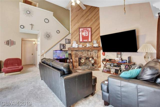 6805 Accent, Las Vegas, NV 89108 (MLS #2111099) :: The Snyder Group at Keller Williams Marketplace One