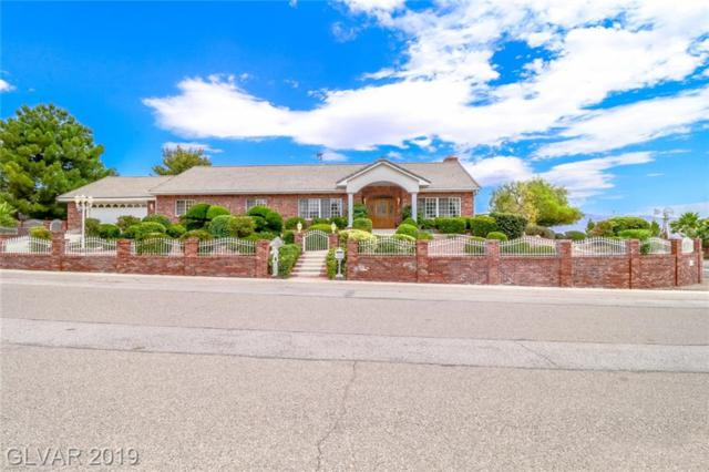 4095 N Chieftain, Las Vegas, NV 89129 (MLS #2111173) :: The Snyder Group at Keller Williams Marketplace One