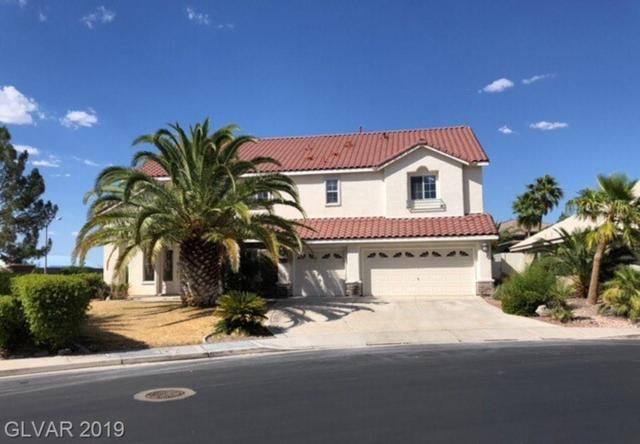 2400 Goldfire, Henderson, NV 89052 (MLS #2111262) :: The Snyder Group at Keller Williams Marketplace One
