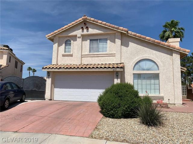 1473 Harmony Hill, Henderson, NV 89014 (MLS #2111345) :: The Snyder Group at Keller Williams Marketplace One