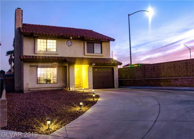6749 Waterville, Las Vegas, NV 89107 (MLS #2111419) :: Vestuto Realty Group