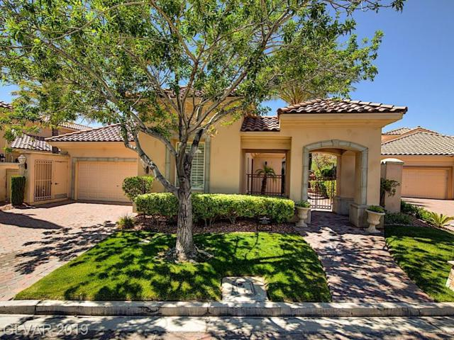 37 Via Paradiso, Henderson, NV 89011 (MLS #2111540) :: Signature Real Estate Group