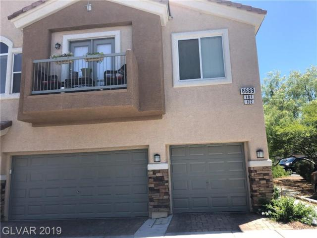 8689 Horizon Wind #102, Las Vegas, NV 89178 (MLS #2111579) :: Vestuto Realty Group