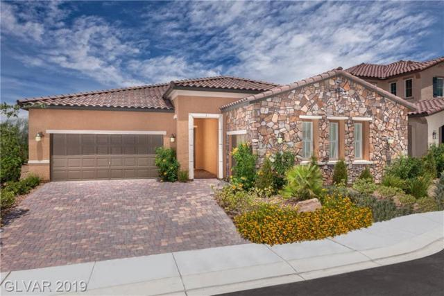3138 Biancavilla, Henderson, NV 89044 (MLS #2111790) :: The Snyder Group at Keller Williams Marketplace One