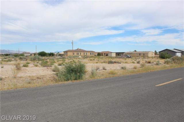 401 E Gina, Pahrump, NV 89048 (MLS #2111892) :: Vestuto Realty Group