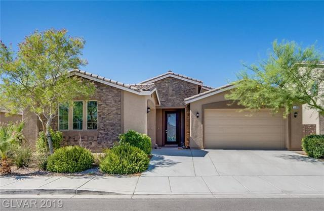 1693 Moss Canyon, Henderson, NV 89014 (MLS #2111898) :: The Snyder Group at Keller Williams Marketplace One