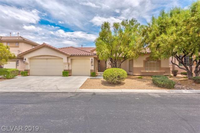 10648 San Palatina, Las Vegas, NV 89141 (MLS #2111967) :: The Snyder Group at Keller Williams Marketplace One