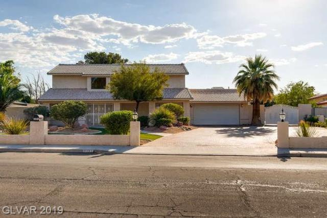 3391 El Camino, Las Vegas, NV 89146 (MLS #2112019) :: The Snyder Group at Keller Williams Marketplace One